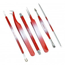 Blackhead Removal Set Red