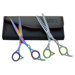 The Tinted Weapon Shears Set 6.5''